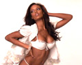 Victoria's Secret model, Selita Ebanks.